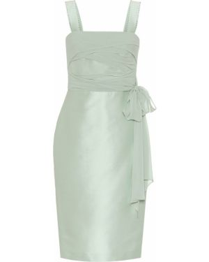 Вечернее платье футляр шелковое Max Mara