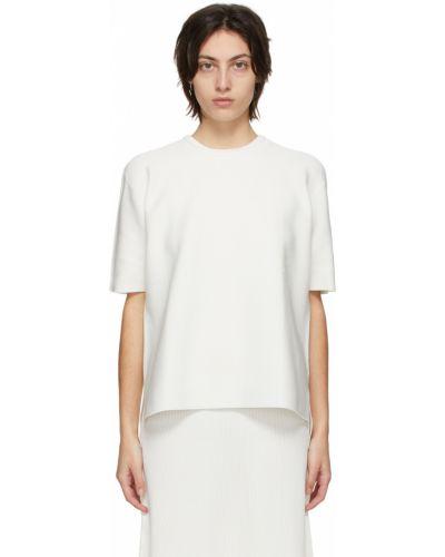T-shirt krótki rękaw - biała Cfcl