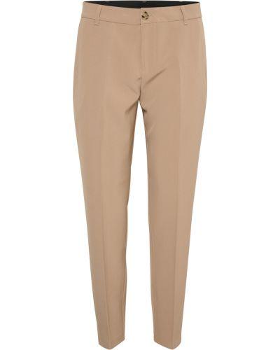 Spodnie - beżowe Culture
