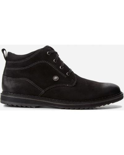 Ботинки - черные Lasocki