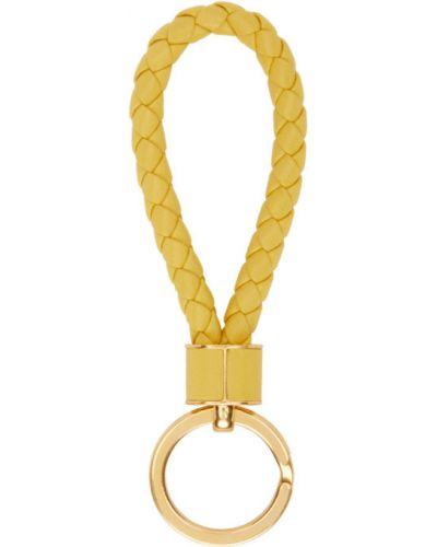 Brelok złoto Bottega Veneta