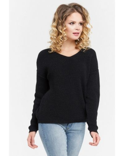 Черный пуловер 2018 Vay