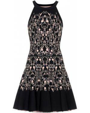 Вязаное платье мини Alaïa