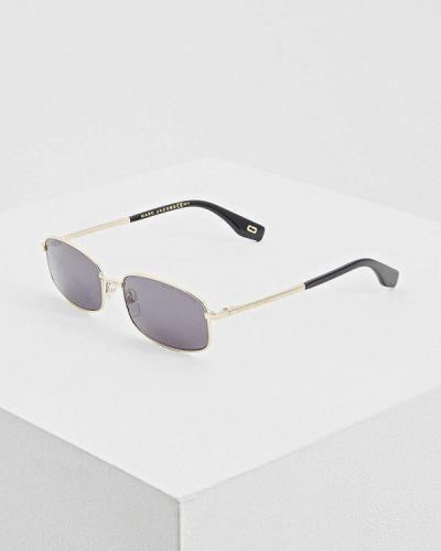 Солнцезащитные очки серые Marc Jacobs