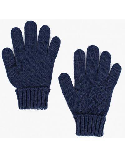 Синие перчатки United Colors Of Benetton