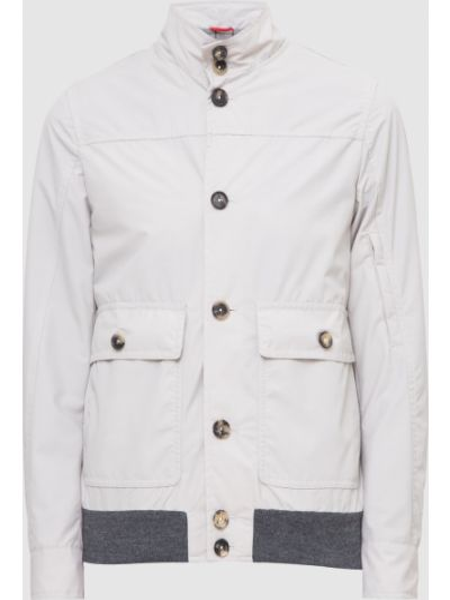Куртка - серая Isaia