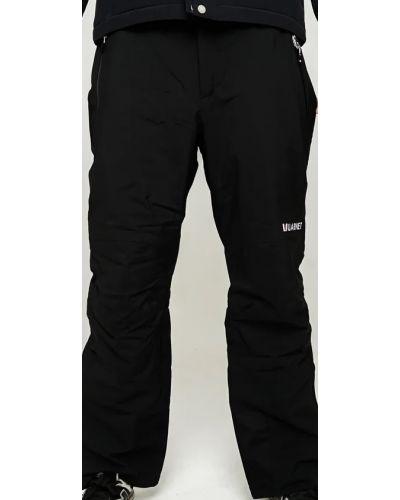 Черные горнолыжные брюки Vuarnet