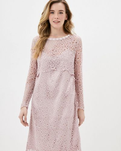 Розовое вечернее платье мадам т
