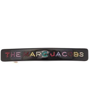 Spinka do włosów czarny Marc Jacobs