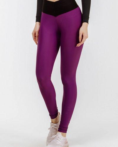 Леггинсы фиолетовый Bona Fide