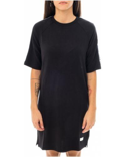 Sukienka na co dzień z printem z raglanowymi rękawami New Balance