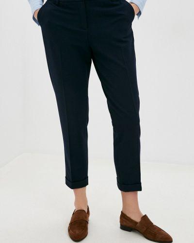 Синие классические брюки United Colors Of Benetton