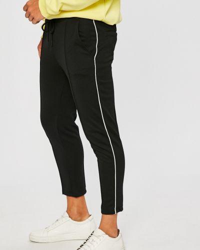 Зауженные брюки на резинке с карманами Only & Sons