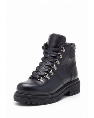 Кожаные ботинки осенние Broni