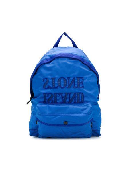 Plecak sportowy - niebieski Stone Island