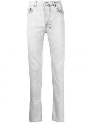 Niebieskie klasyczne jeansy Ksubi