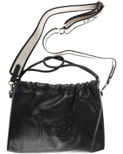 Czarna włoska torebka No. 21