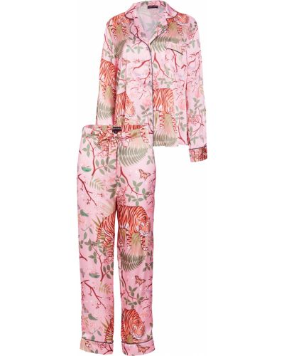 Piżama - czerwona Karen Mabon