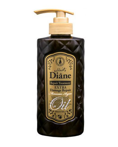 Бальзам для волос увлажняющий восстанавливающий Moist Diane