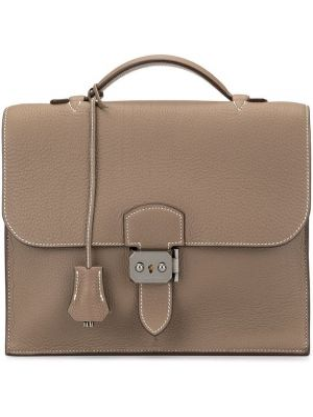 Teczka skórzany brązowy Hermès Pre-owned