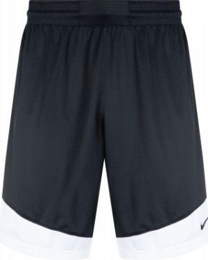 Спортивные баскетбольные черные спортивные шорты Nike