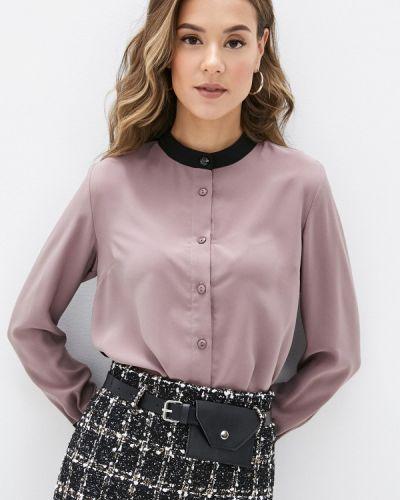 Фиолетовая блузка Арт-Деко