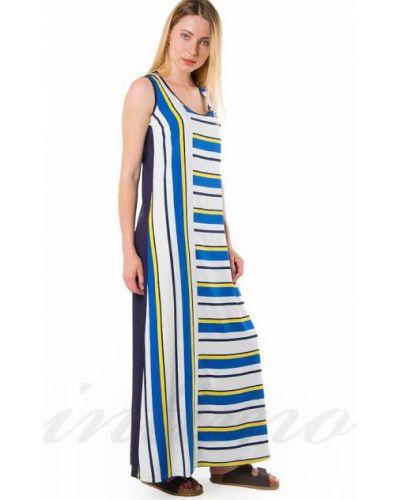 Платье макси без рукавов Mr520