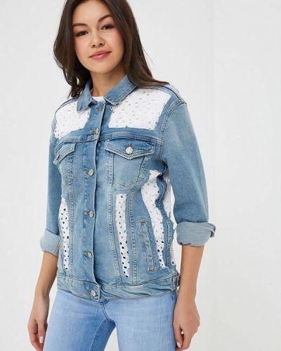 Джинсовая куртка весенняя турецкий Silvian Heach