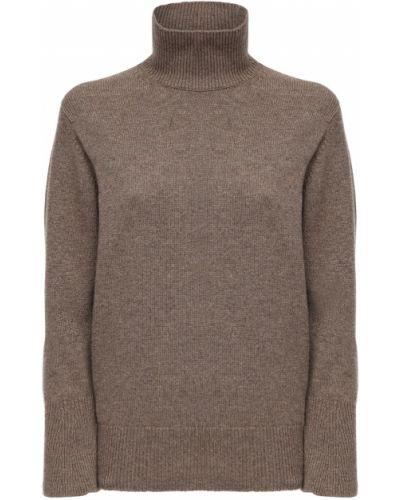 Кашемировый свитер - коричневый Agnona