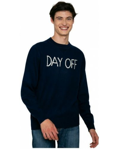 Niebieska bluza dresowa Mc2 Saint Barth