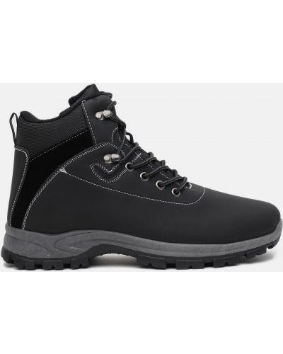 Ботинки - черные Wonex