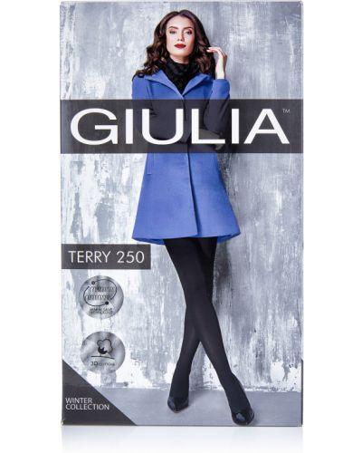 Махровые теплые колготки Giulia