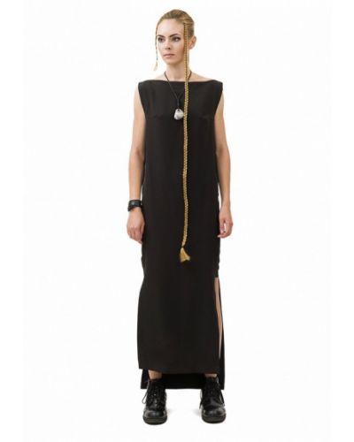 Черное вечернее платье Pavel Yerokin