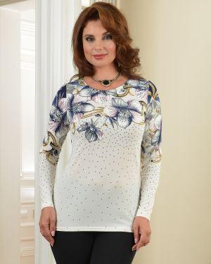 Блузка с вырезом Salvi-s