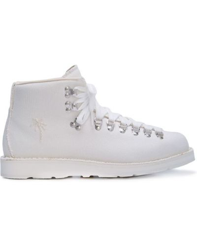 Белые ботинки Diemme