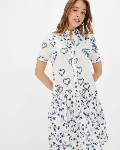 Платье - белое Mazal