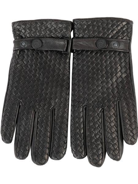 Черные перчатки Karl Lagerfeld