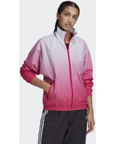 Синяя олимпийка Adidas