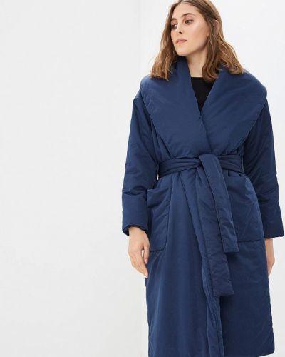 Утепленная синяя куртка Ruxara