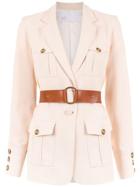 Розовый пиджак Nk