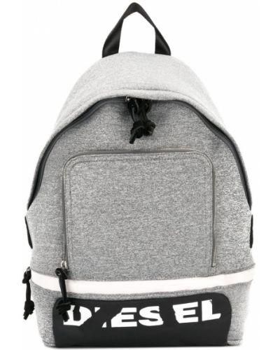 Серый рюкзак Diesel