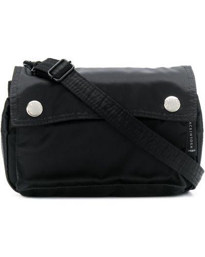 Черная сумка на плечо Porter