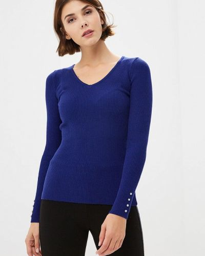 Синий пуловер 2018 Adl