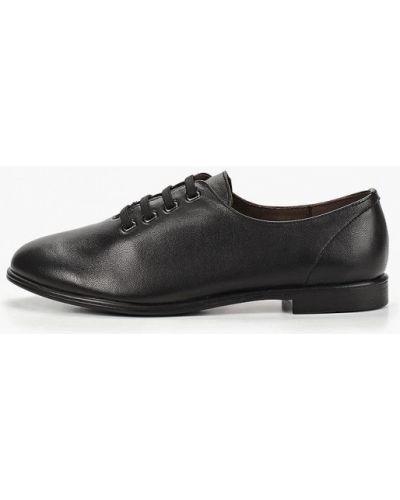 Кожаные ботинки черный Baden