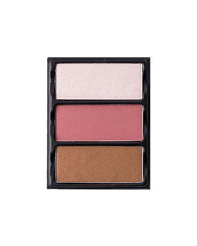 Хайлайтер для лица розовый светлый Viseart