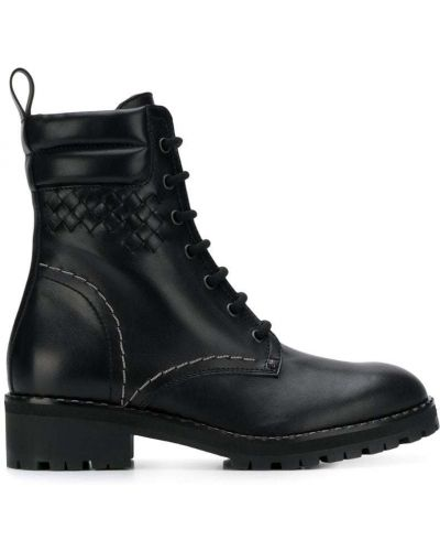 acf1793ef20b Женские кожаные ботинки Bottega Veneta (Боттега Венета) - купить в ...