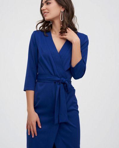 Платье - синее Natali Bolgar