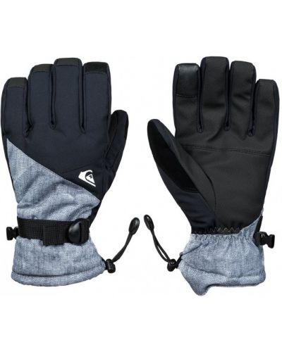 Серые перчатки Quiksilver