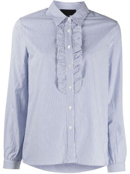 Рубашка с длинным рукавом - белая Nili Lotan