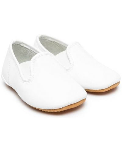 Białe majtki skorzane Gallucci Kids